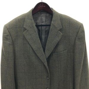 CORNELIANI 48L 3 Roll 2 Sport Coat Brown Italy